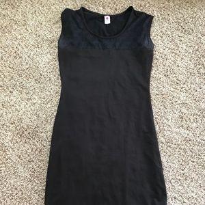 Soybu black athletic dress